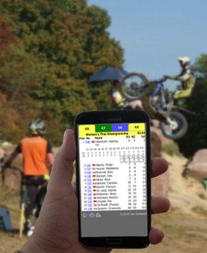 Trial-Live App